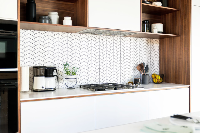 Love A White Backsplash But Not Subway Tile Try One Of These