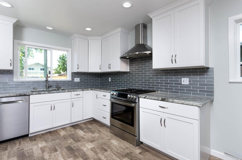 San Jose Kitchen Remodel - Transitional - Kitchen - Los ...