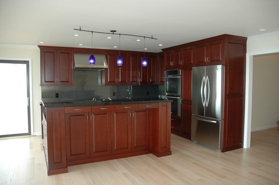 San Leandro Kitchen - Traditional - Kitchen - San ...