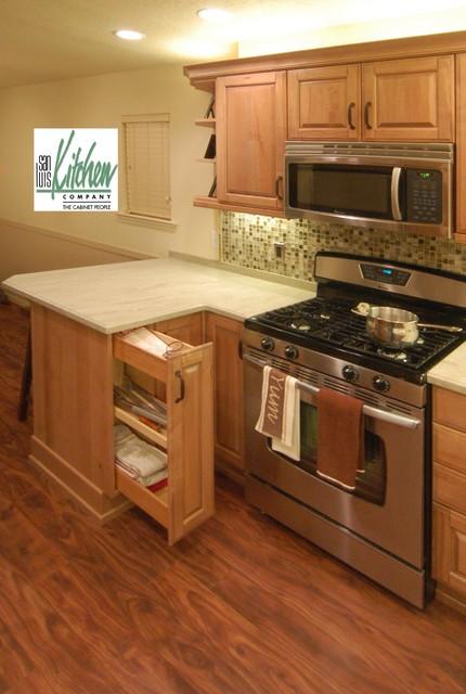 San Luis Kitchen Co., Base Pantry traditional-kitchen