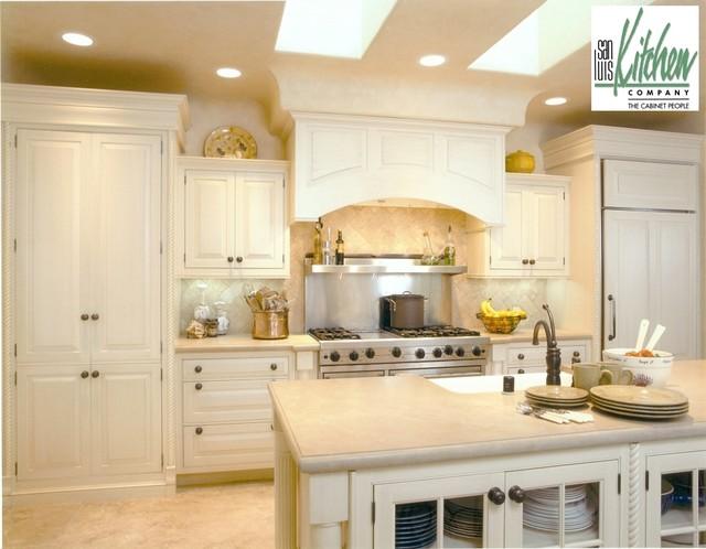 San Luis Kitchen Co., Classic Old World - Mediterranean - Kitchen - San Luis Obispo - by San ...