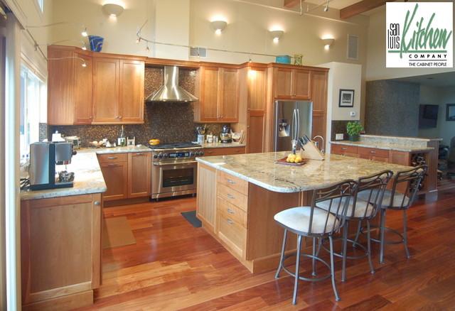 San Luis Kitchen Co., Soft Contemporary eclectic-kitchen