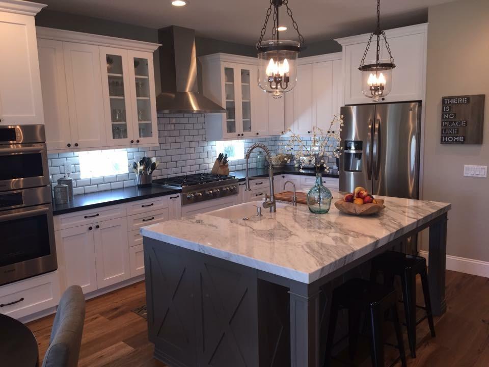 San Marcos Kitchen Remodel - Transitional - Kitchen - San ...