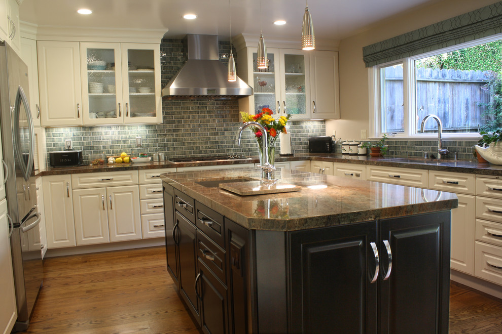 San Mateo Master Suite & Kitchen Remodel - Traditional ...
