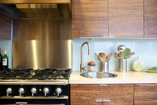 San Mateo Residence Kitchen San Francisco By