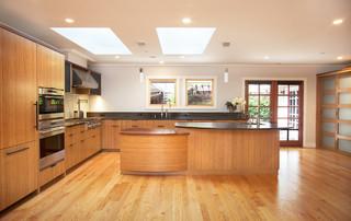 San Mateo residence : kitchen project - Asian - Kitchen - San Francisco