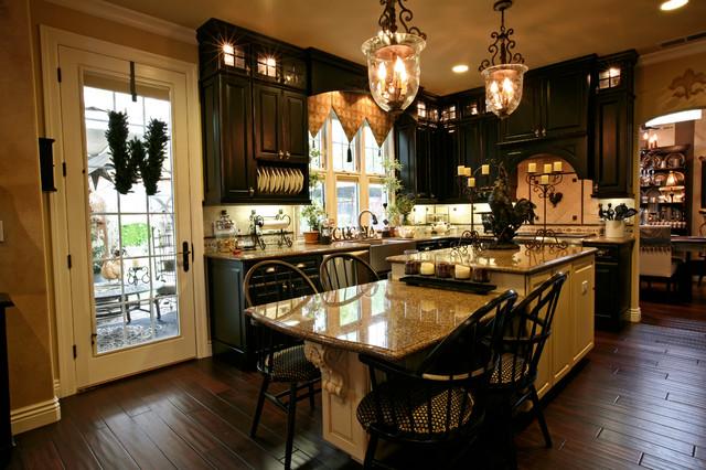 san ramon executive residence mediterranean kitchen san francisco by amarant design and. Black Bedroom Furniture Sets. Home Design Ideas