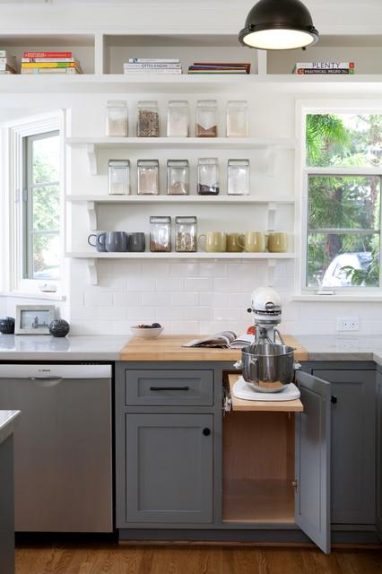 San Roque Modern transitional-kitchen