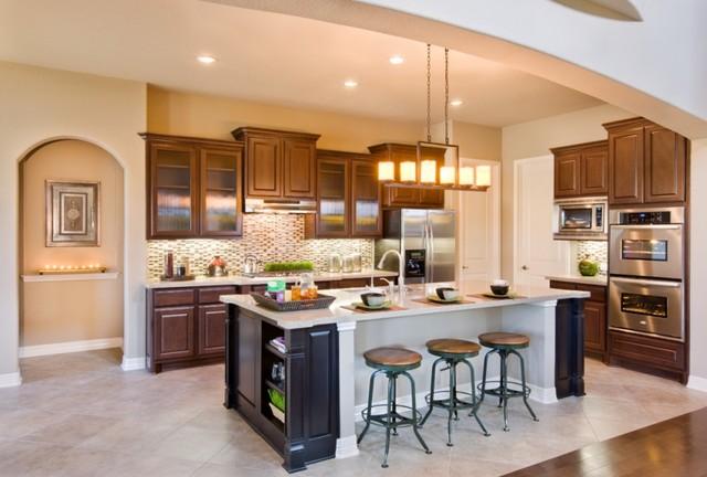 San Sebastian Kitchen By Sitterle Homes Contemporary