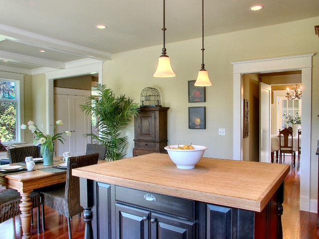 Viewridge Craftsman Spec traditional kitchen