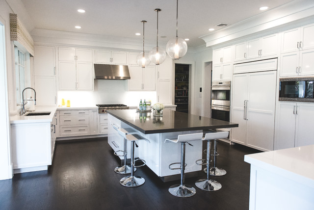 kitchen and lighting sands point home transitional kitchen new york by 2176