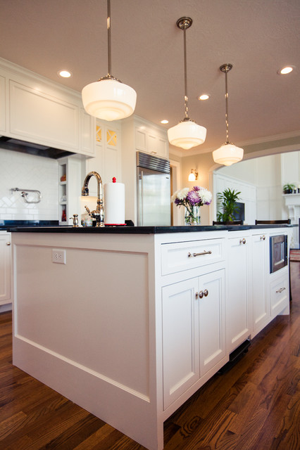 Sandy Foothill Traditional Kitchen Salt Lake City By Tiek Built Homes