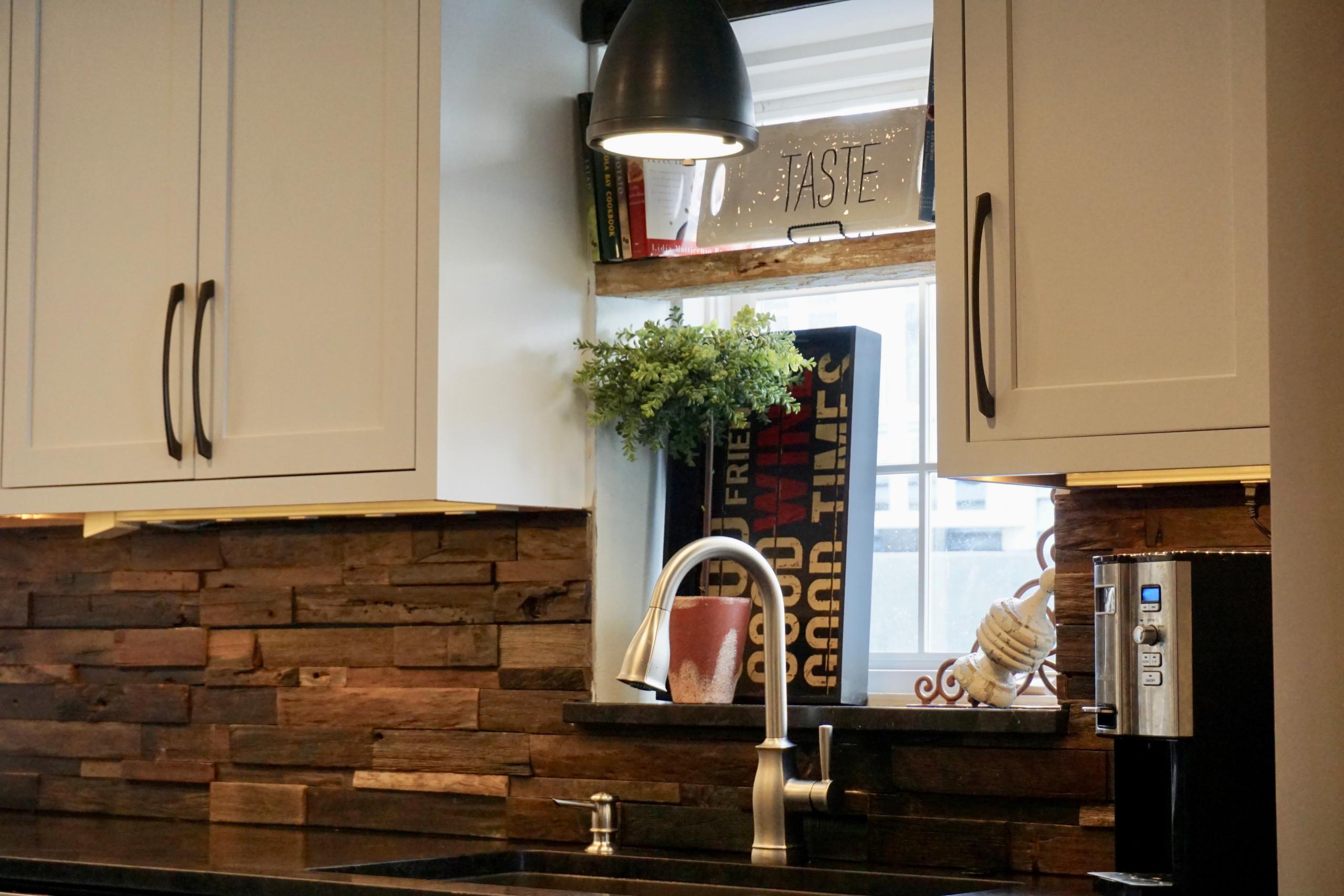 Sandy Point Condo Kitchen Renovation