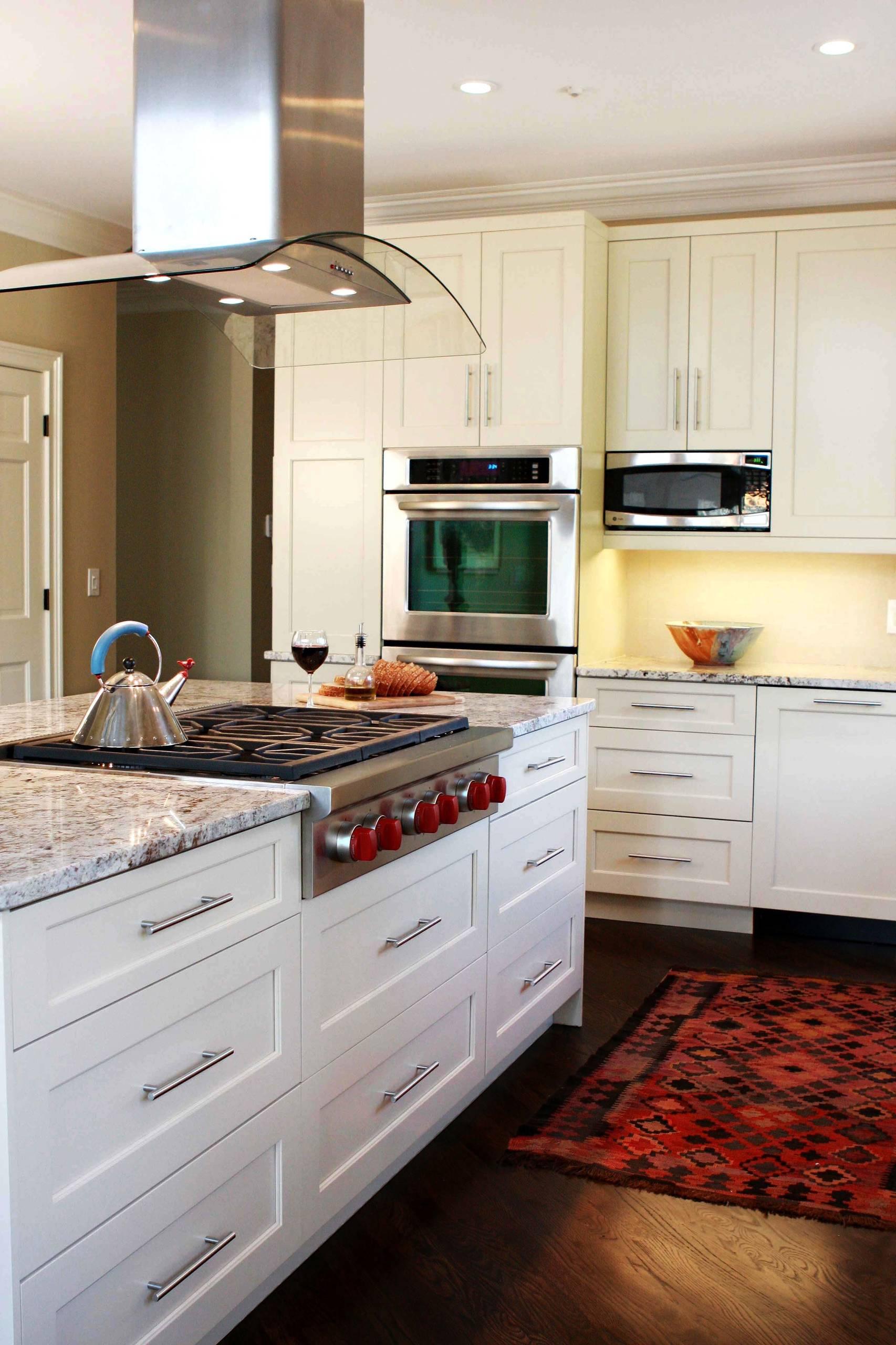 Sandy Springs Transitional Kitchen