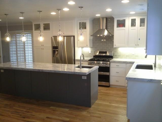 Sandy Ut Kitchen Remodel Craftsman Kitchen Salt Lake City By Fine Design Construction