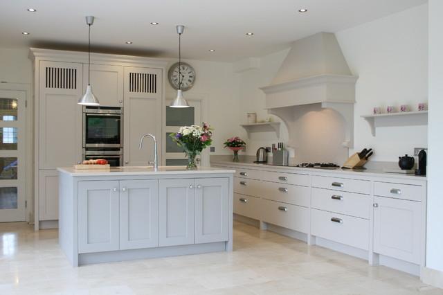 Sandymount transitional kitchen dublin by noel