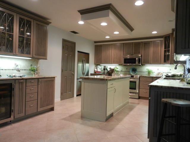 Sanibel island for Sanibel white kitchen cabinets