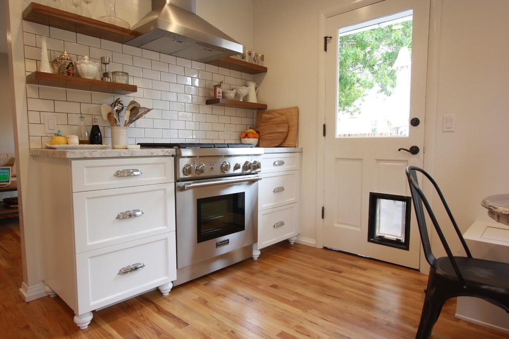 Santa barbara custom kitchen remodel - Farmhouse - Kitchen ...