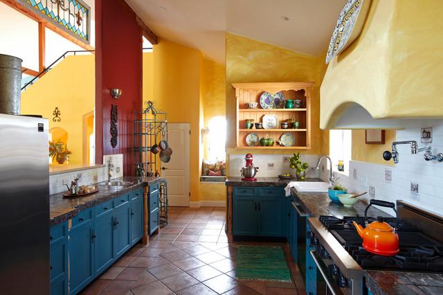 Santa Barbara Mediterranean Mediterranean Kitchen