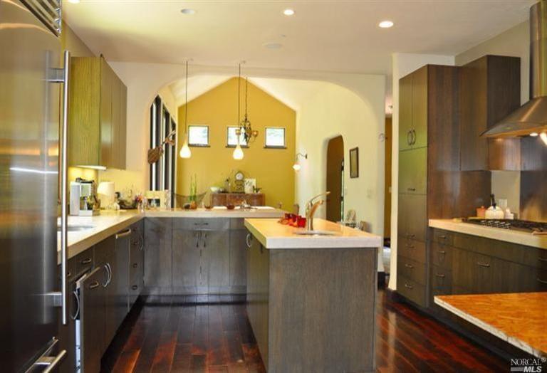 Santa Barbera Style Addition / Remodel