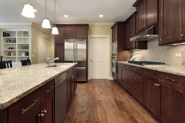 ... countertop - Traditional - Kitchen - Other - by Virtual Warehouse