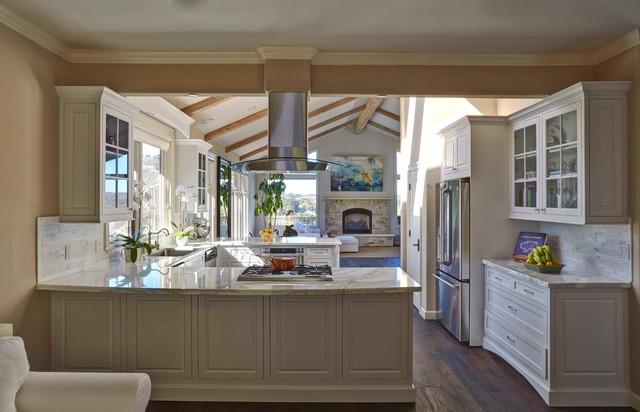 Santa Cruz Kitchen Transitional Kitchen San Francisco By Santa Cruz Kitchen Bath