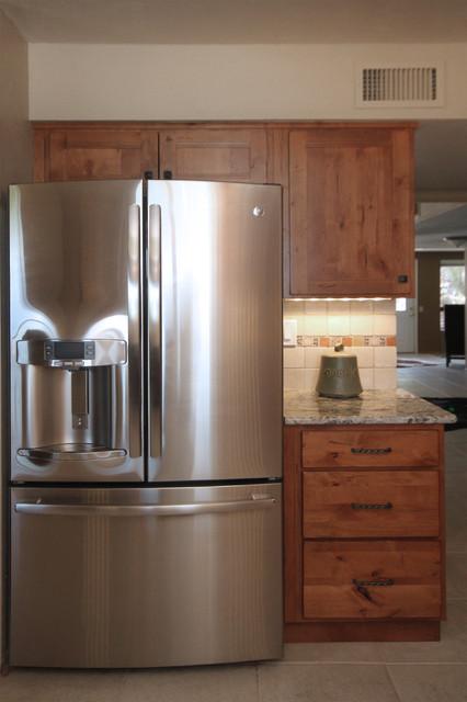 Santa Fe Kitchen Remodel - Rustic - other metro - by Southwest Kitchen & Bath
