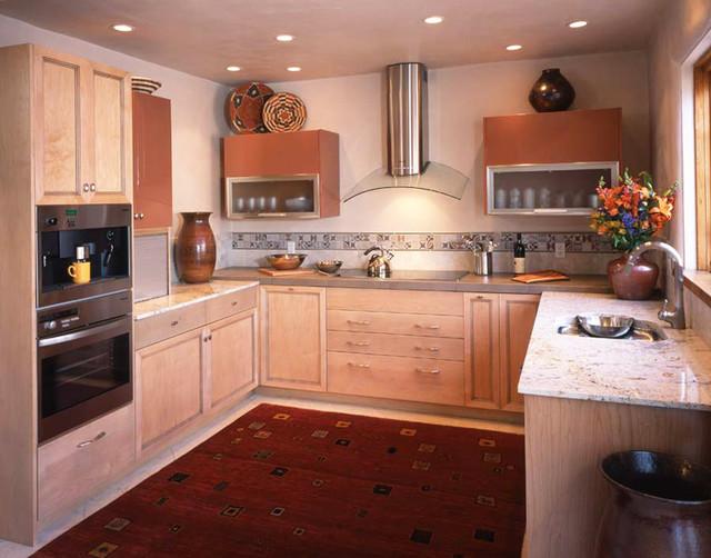 Santa fe kitchens for Santa fe kitchen