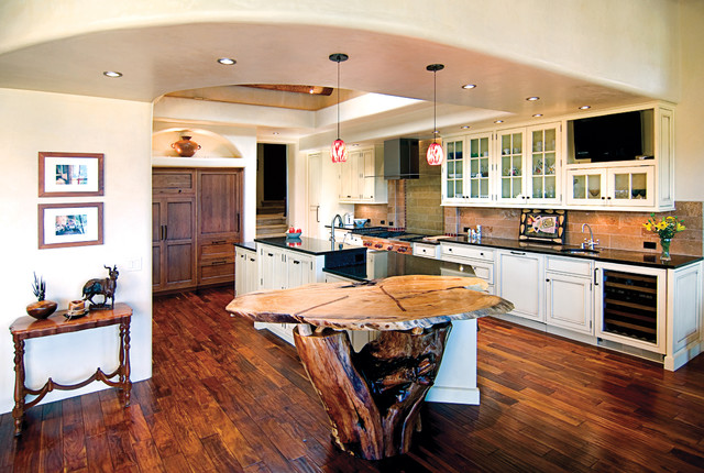 Santa fe nm kitchen traditional kitchen other metro for Kitchen designs photo gallery