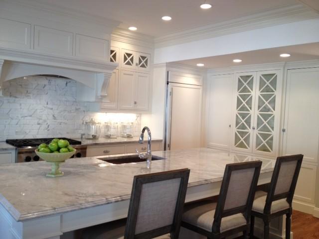 Sarah Baron Home traditional-kitchen