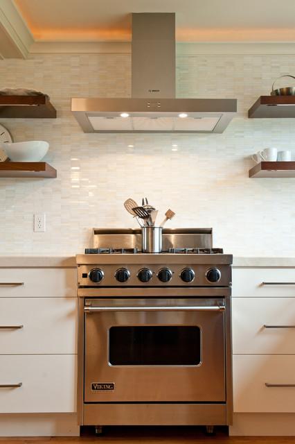 Sarah Steinberg Custom Designs contemporary-kitchen