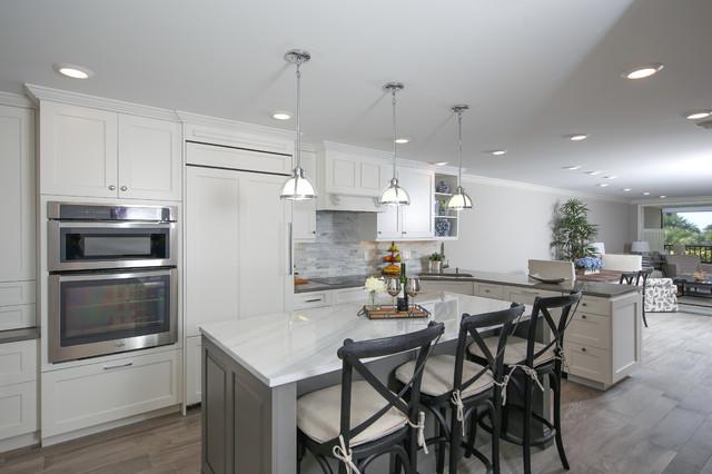 Sarasota, FL - Westin Hills - Home Remodel - Kitchens - Transitional ...