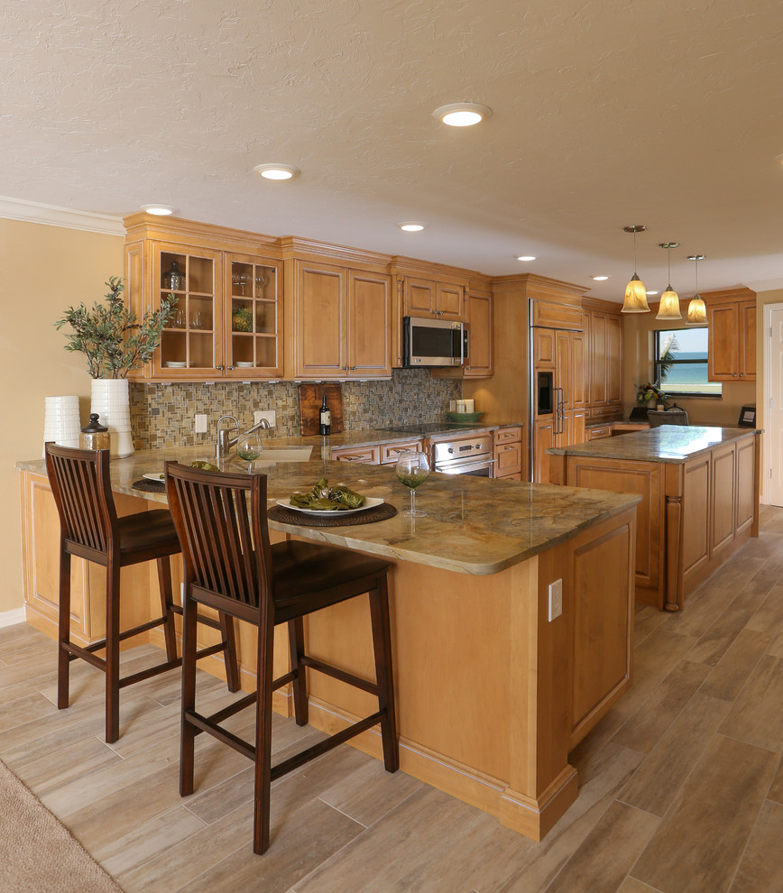 Sarasota, FL - Westin Hills - Kitchens - Transitional ...