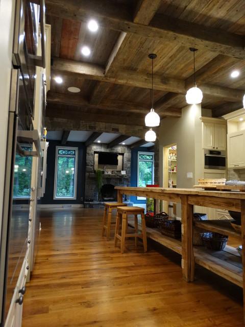 Saratoga Rustic Italian Kitchen Rustic Kitchen New
