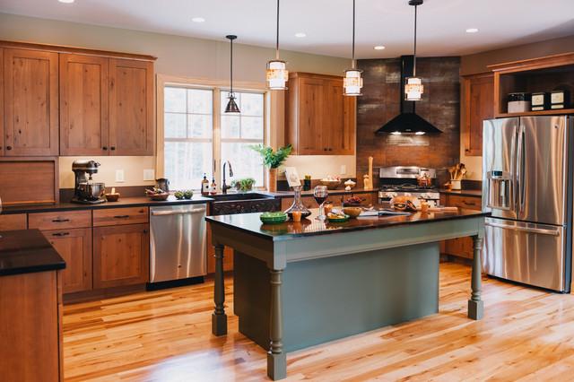 Saratoga Springs Ny Kitchen Transitional Kitchen Other By Shorehaven Kitchen Design
