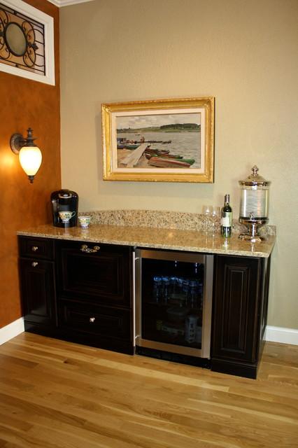 Satoree Showroom traditional-kitchen