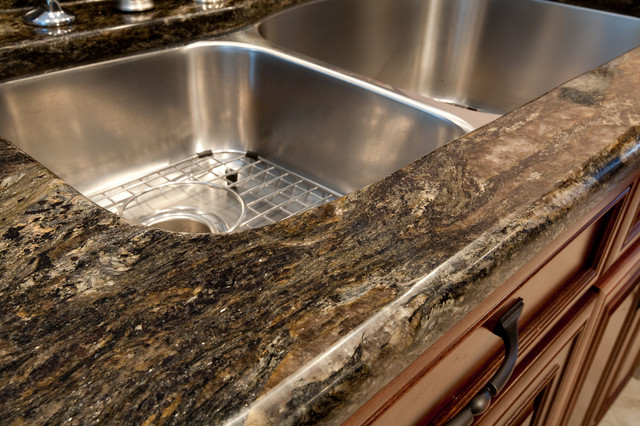 Saturnia granite modern kitchen dc metro by granite grannies