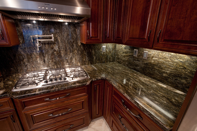 Saturnia Granite Modern Kitchen Dc Metro By Grannies