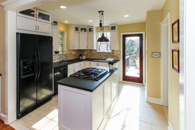 The 100 Square Foot Kitchen No More Dead Ends