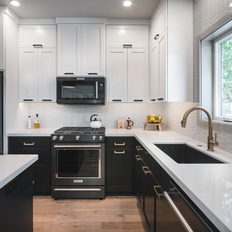 Saunders Village 2.0 - Transitional - Kitchen - Portland ...