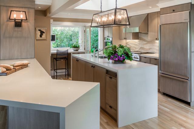 Sausalito Kitchen - Contemporary - Kitchen - san francisco - by Antonio Martins Interior Design