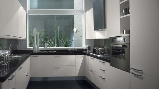 Sax Kitchen - Scavolini - Moderno - Cucina - Melbourne - di ...