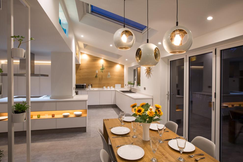 Scandinavian Inspired Living Space Project