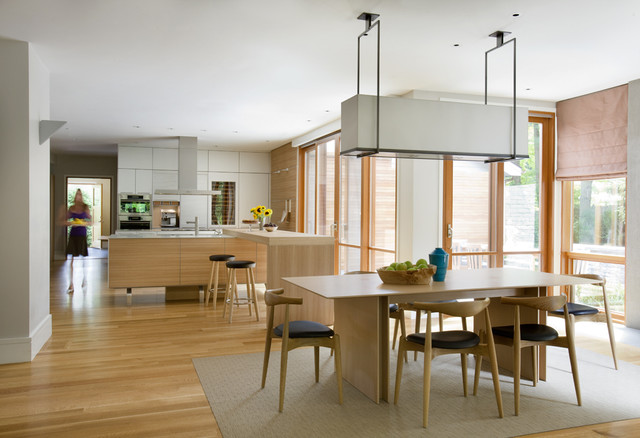Bulthaup Kitchen, room elements by Christine Tuttle Interior Design, Boston contemporary-kitchen
