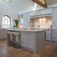 Scandinavian Kitchens using Cosentino Materials