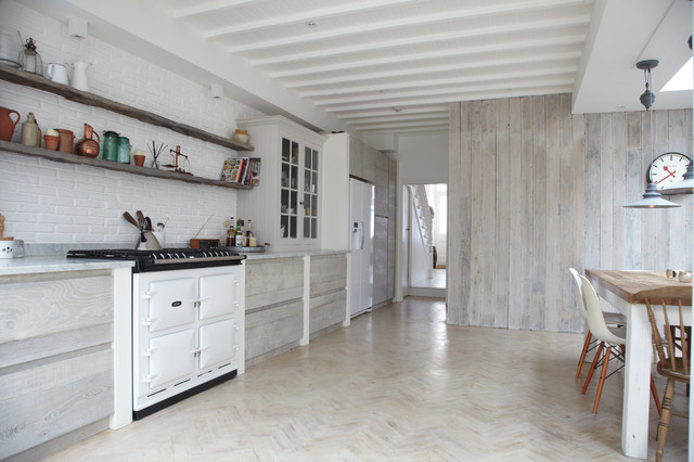 Scandinavian Renovation Kitchen London