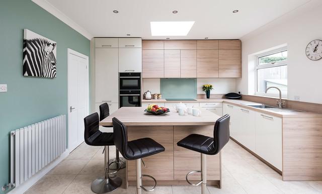 Scandinavian Style Kitchen Designed By Schmidt Kitchens