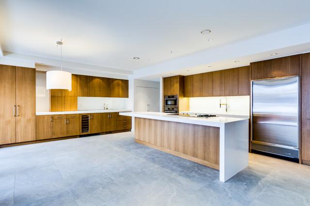 House 5 Contemporary Kitchen Calgary By Shugarman Architecture Design Inc
