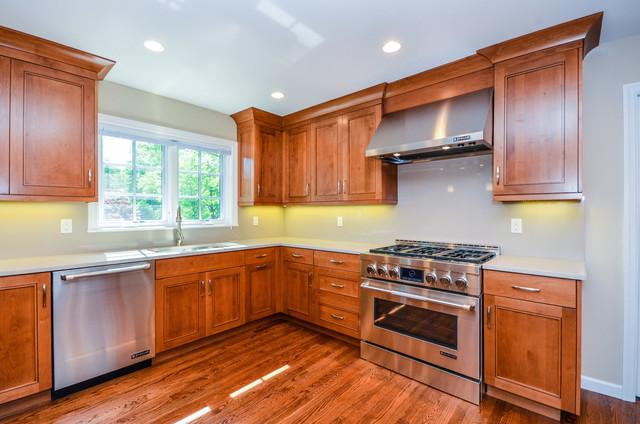 Scarsdale transitional-kitchen