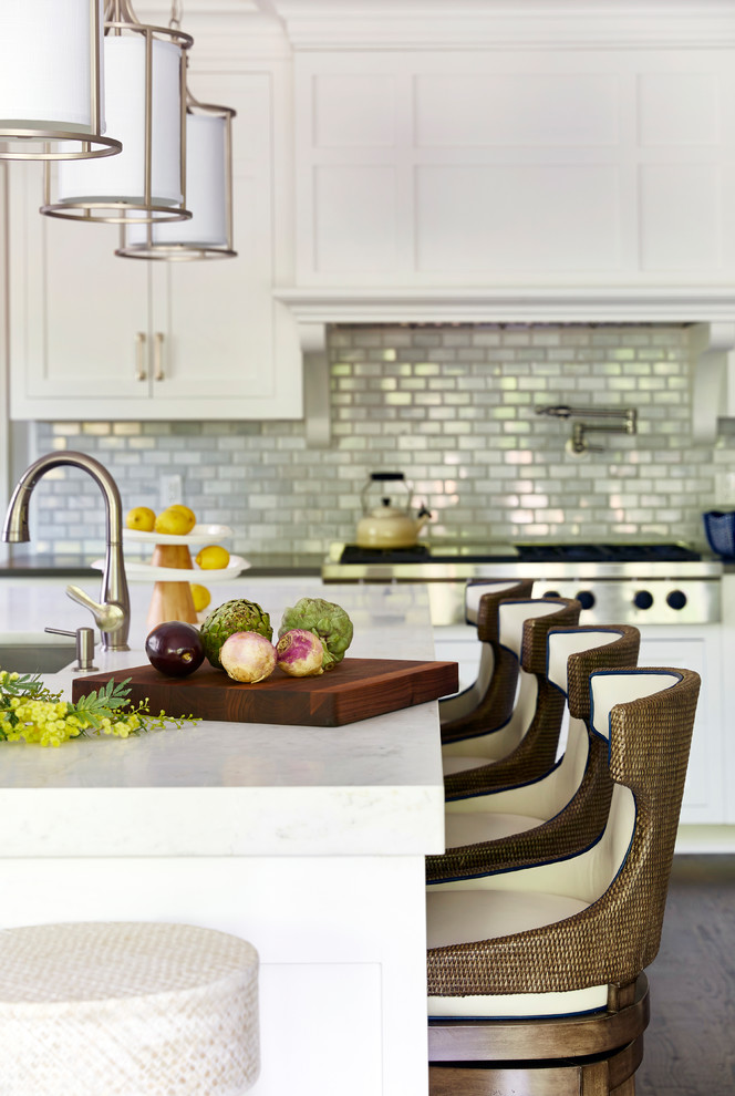 Scarsdale Home - Transitional - Kitchen - New York - by ...